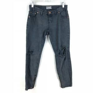 One by One Teaspoon Freebirds Over-dyed Jeans 26